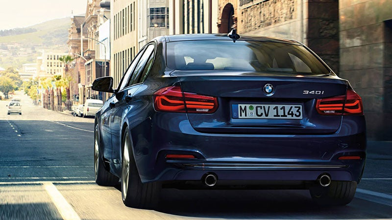 2018 BMW 3 Series >> 2018 Bmw 3 Series