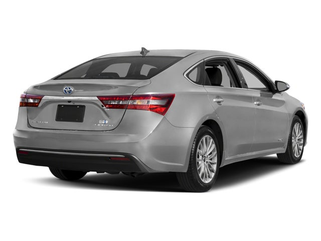 2017 Toyota Avalon Hybrid Limited In Sterling Va Bmw Of