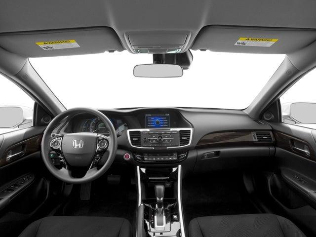 2017 Honda Accord Hybrid Sedan In Sterling Va Bmw Of