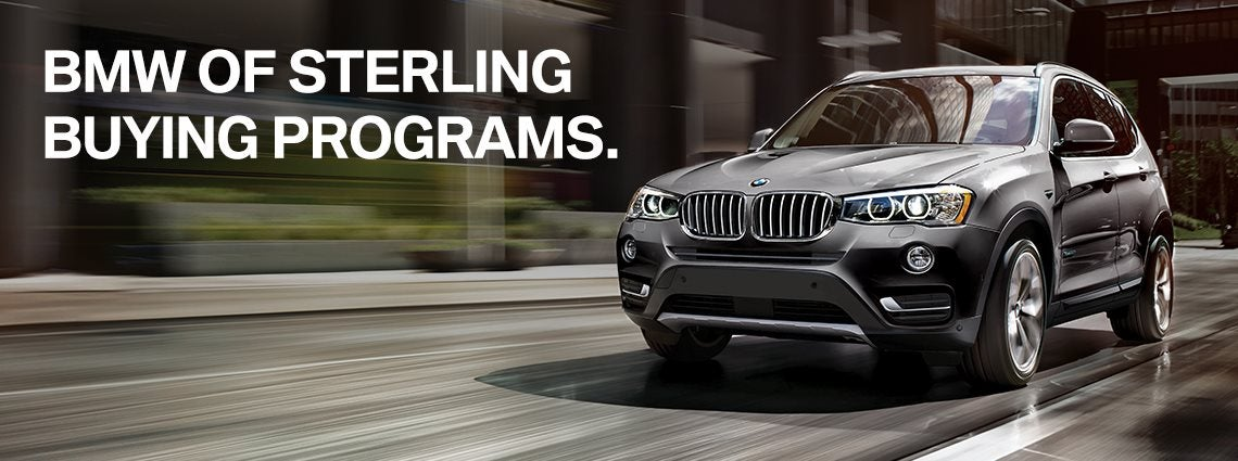 Bmw Dealership Near Me >> Bmw Of Sterling Buying Programs Bmw Dealership Near Me