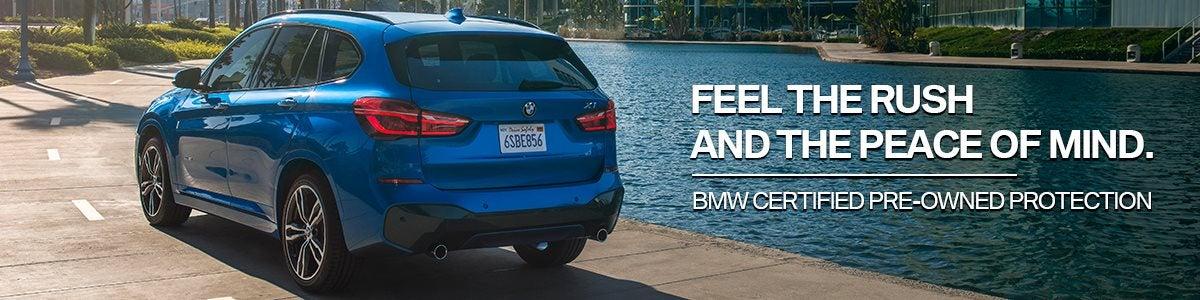 Bmw Cpo Warranty >> Bmw Certified Pre Owned Warranty Bmw Dealer Near Herndon Va
